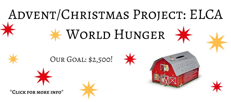 Advent2FChristmas-Project-ELCA-World-Hunger