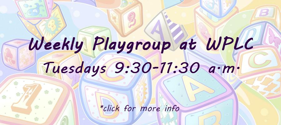 PlaygroupTuesSlider