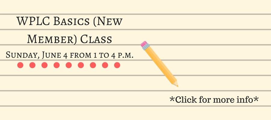 WPLC-Basics-New-Member-Class