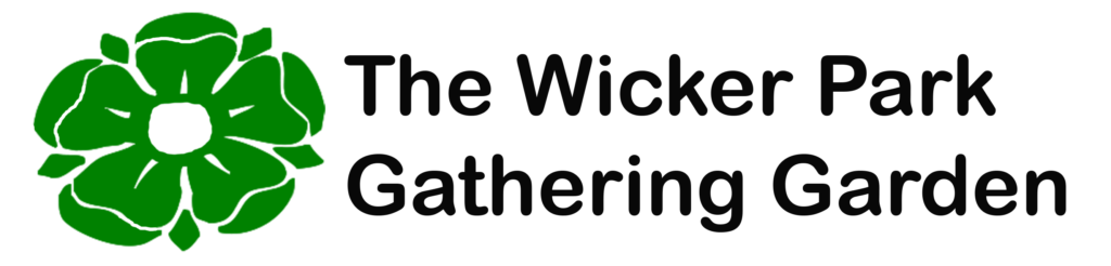 Image reads: The Wicker Park Gathering Garden